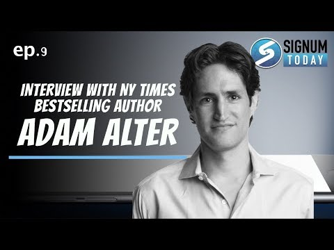 ep. 9: Interview With Adam Alter on Digital Wellness