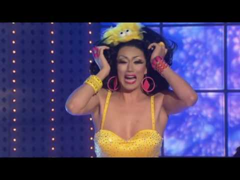 Rupaul's Drag Race Season 3 - LipSync: Manila Luzon vs Delta Work HD