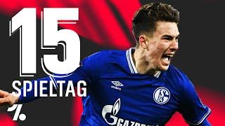 OneFootball Bundesliga Rückblick 15. Spieltag!🚨🚨 Schalke holt den Sieg! 🚨🚨