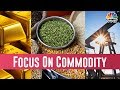 Commodities Sector In The Green Zone  Trading Hour