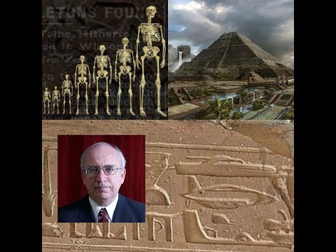 Million Year Old Human Civilizations/Giants on Earth/Forbidden Archeology with Michael Cremo