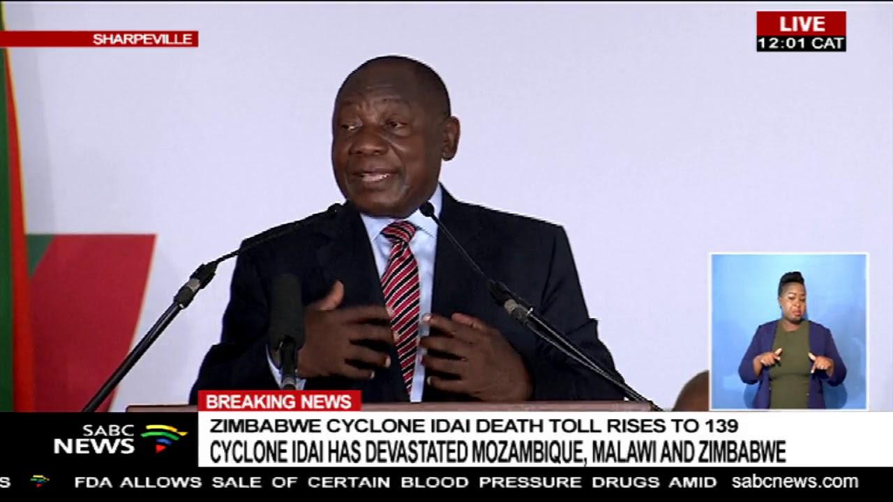 President Cyril Ramaphosa speech on Human Rights Day