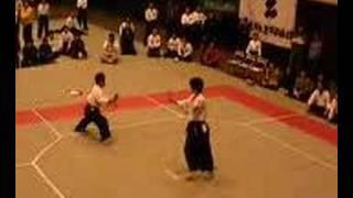 Taido - Jissen (fight)