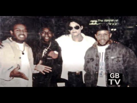 MICHAEL JACKSON featuring Ron Newt & GANGSTA BROWN
