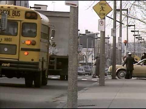 1980's Boston Traffic