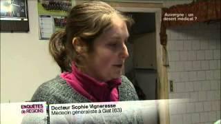 REPLAY : Enquêtes de régions - Le désert médical en Auvergne