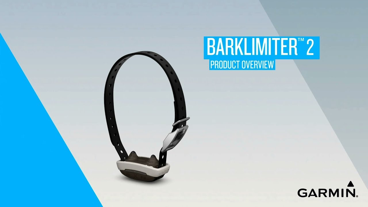 Garmin BarkLimiter™ 2: Getting Started - Dauer: 4 Minuten, 49 Sekunden