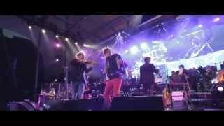 David Garrett & Martynas perform 'Hava Nagila' - Live in Berlin