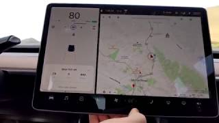How to use Waze in a Tesla for Enhanced Traffic Data