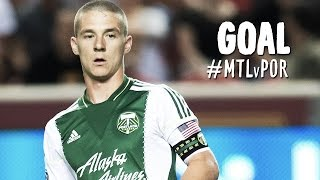 PK GOAL: Will Johnson converts the penalty | Montreal Impact vs. Portland Timbers