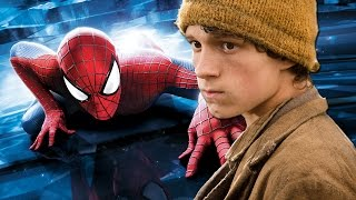 Tom Holland Talks Spider-Man