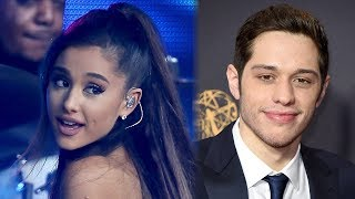 Ariana Grande TEASES New Music & Is OFFICIALLY Dating Pete Davidson