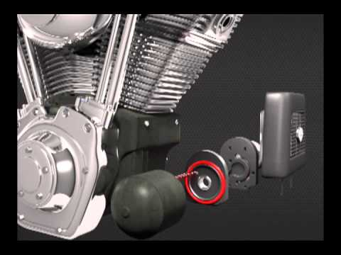 "UltraCool Oil Cooling System ""How It Works"" 3D Animation"