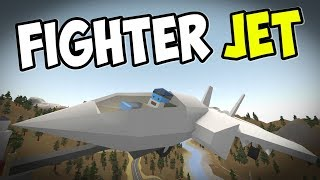 PAPA SMURF'S FIGHTER JET - Unturned Role-Play | Germany Map | Episode 80
