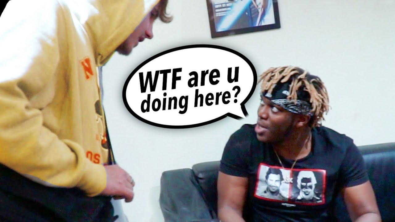 Download Confronting KSI about the diss tracks...