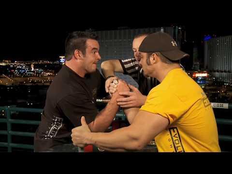 Arm Wars | Armwrestling | Doug Allen CAN v Chris Chandler USA