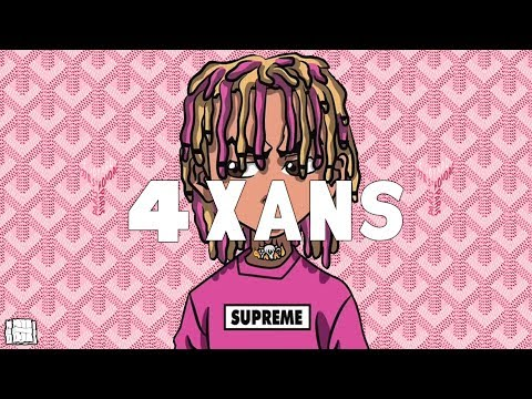 "(FREE) Lil Pump Type Beat ""4 Xans"" 