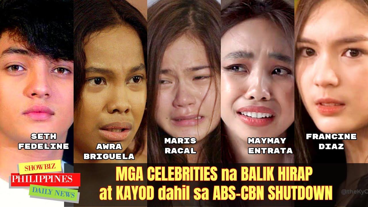 Mga CELEBRITIES na BALIK HIRAP at KAYOD dahil sa ABS-CBN SHUTDOWN!