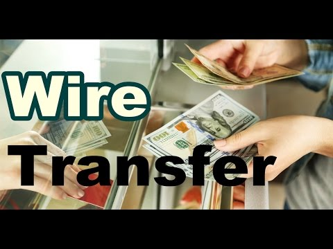 What Is Wire Transfer International Bank In Hindi