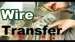 What is Wire Transfer ?   International Bank Transfer (In Hindi)