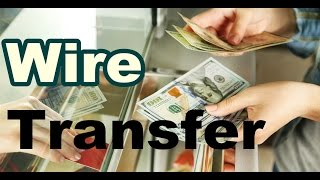 What is Wire Transfer ? | International Bank Transfer (In Hindi)