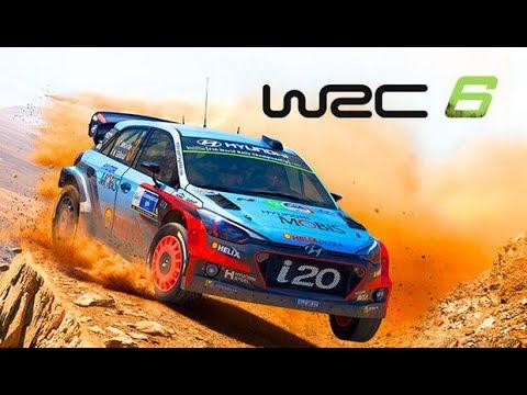 WRC 6 FIA World Rally Championship ★ GAMEPLAY ★ GEFORCE 1070