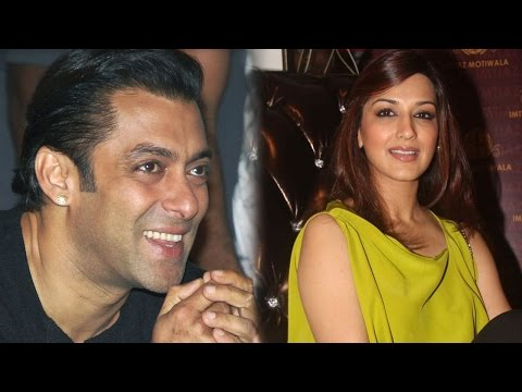 Salman is not close to me: Sonali Bendre