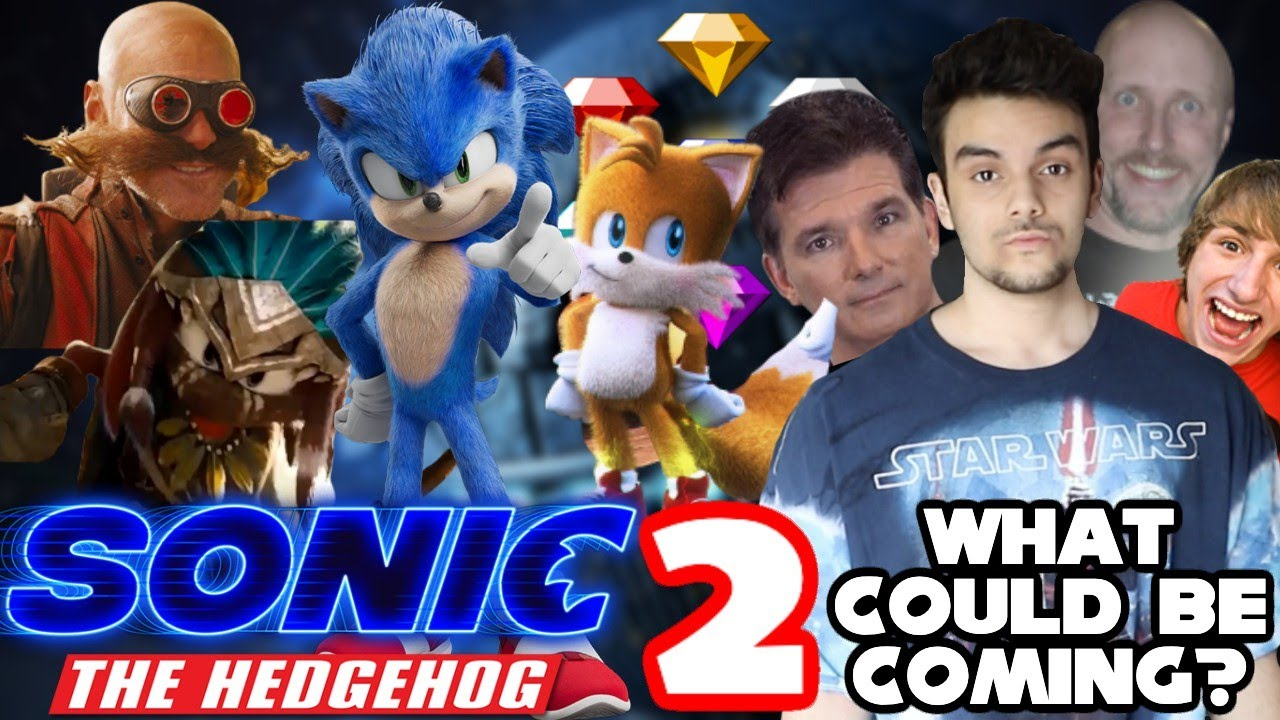 What Will The Sonic The Hedgehog Movie Sequel Be Like Predictions Discussion Youtube