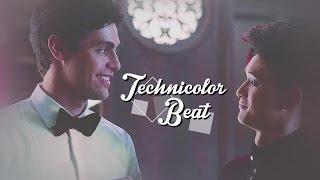► Alec & Magnus   Technicolor Beat [HBD Darya!]