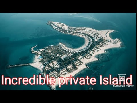 Zaya Nurai Island Resort Youtube