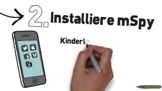 mspy - installation von mspy