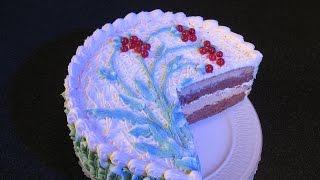 Классический сметанник. Простой домашний торт.