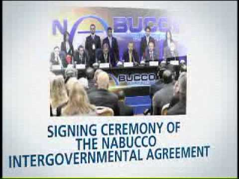 Nabucco Gas Pipeline International Gmbh Film