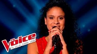 The Voice 2015│Cerise Calixte - Liberée delivrée (BO Reine des neiges)│Blind Audition