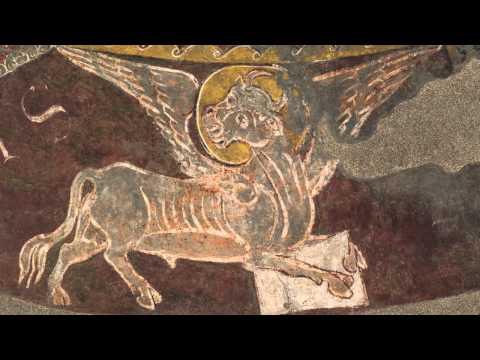 Paintings from Sant Esteve d'Andorra