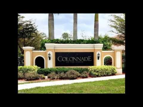Rental COLONNADE AT FORUM 3227 ANTICA ST FORT MYERS, FL