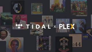 How-to guide for the Best Music Experience with TIDAL on Plex!