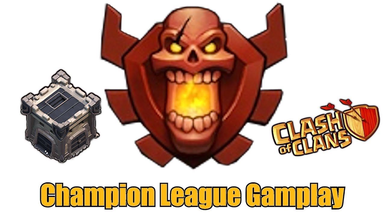 Чемпионская лига, геймплей, супер фарм! / Champions League Gameplay