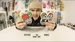 Bones vs Spitfire