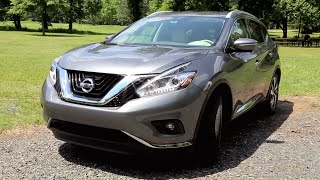 2015 Nissan Murano Review - Fast Lane Daily