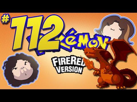 Pokemon FireRed: Oh Dear - PART 112 - Game Grumps - видео онлайн