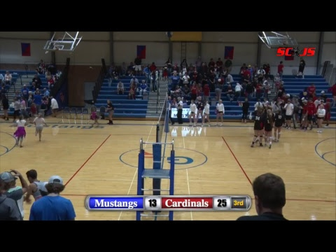 Gordon-Rushville Volleyball vs Chadron Cardinals