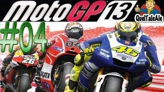 MotoGp 13 - Gameplay ITA -Let's Play #04 - Proviamo la motogp senza aiuti...tradotto siamo morti!