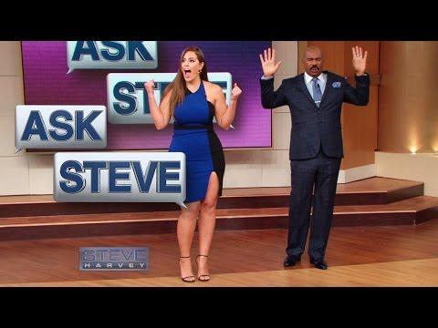 Ask Steve: Just suck it up!  STEVE HARVEY