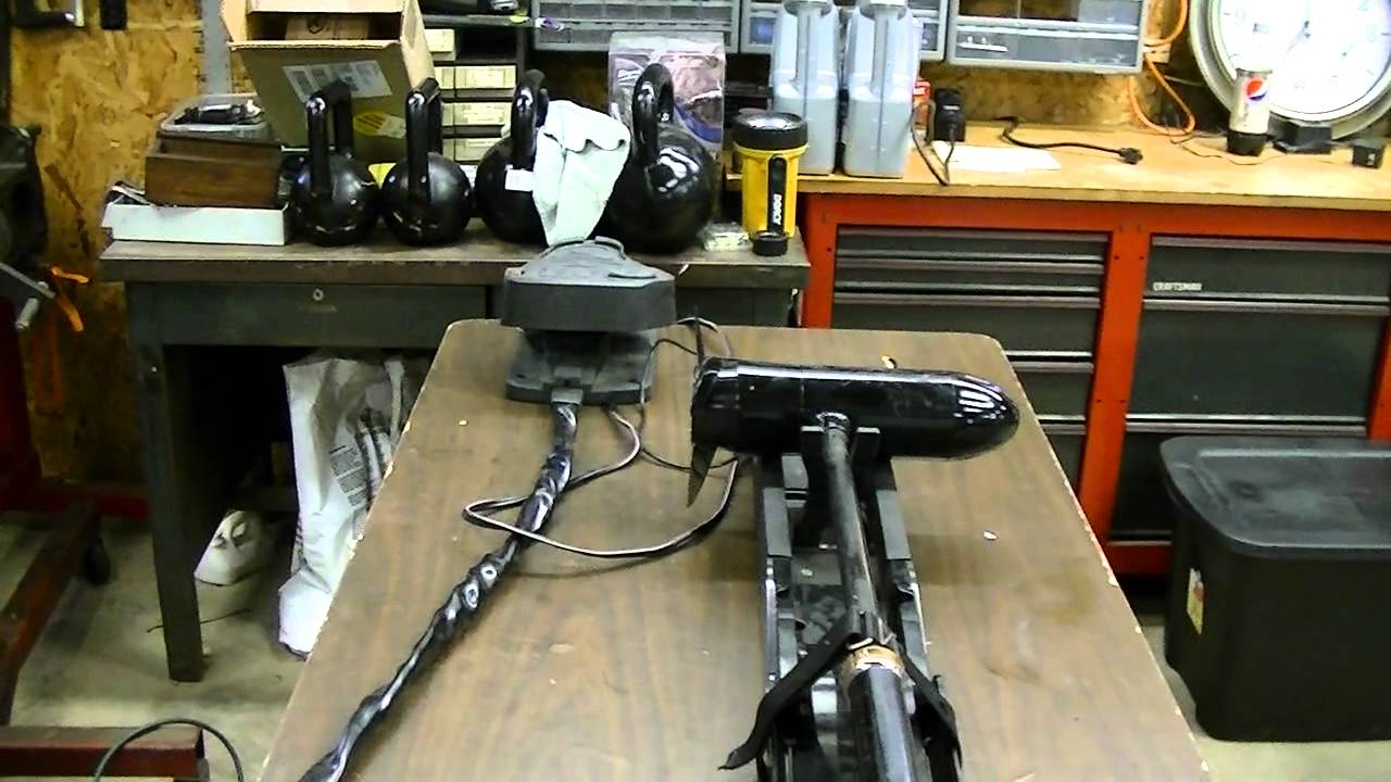 bass pro shops prowler 55 trolling motor repair youtube