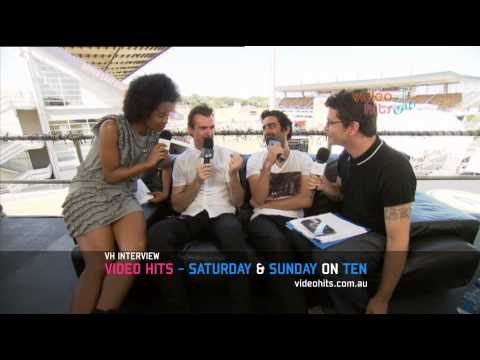 Video Hits Interview Karnivool - Big Day Out 2010
