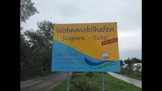 Heute stelle ich Euch den Womo Stellplatz Wohnmobilhafen Seepark Sütel/Nordkirchen