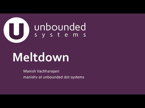 Understanding Meltdown