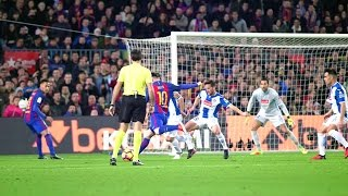 Lionel Messi vs Espanyol (Home) 16-17 HD 720p (18/12/2016) - English Commentary