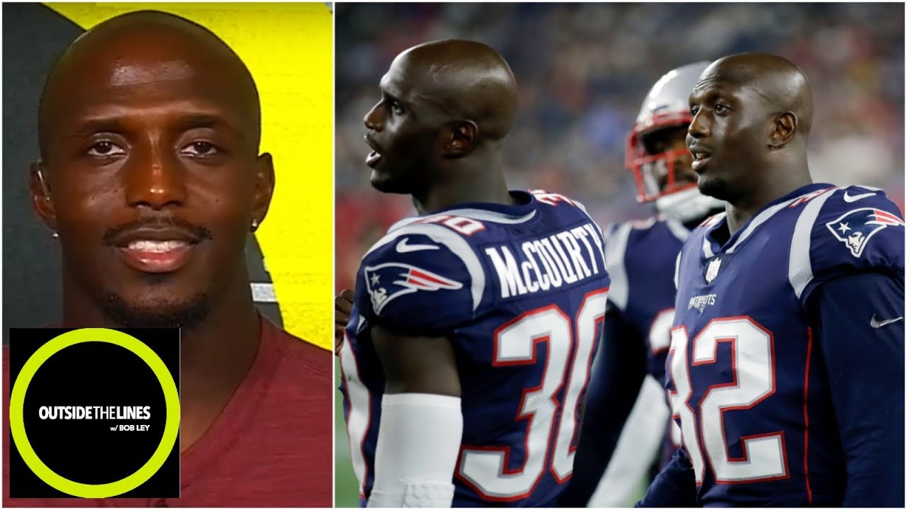 brand new 8c5f9 ebff6 Devin McCourty on why McCourty twins don't prank Bill Belichick, even  though they could | OTL | ESPN